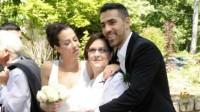 Bushido mit seiner Frau + Mutter