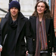 James Righton und Keira Knightley